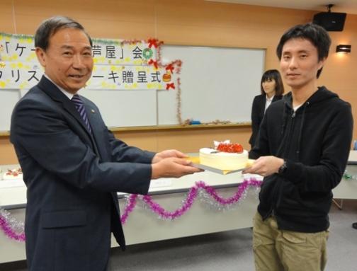 「ケーキの街 芦屋」会が開催されました。