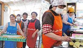 加工場への厨房機器の寄贈