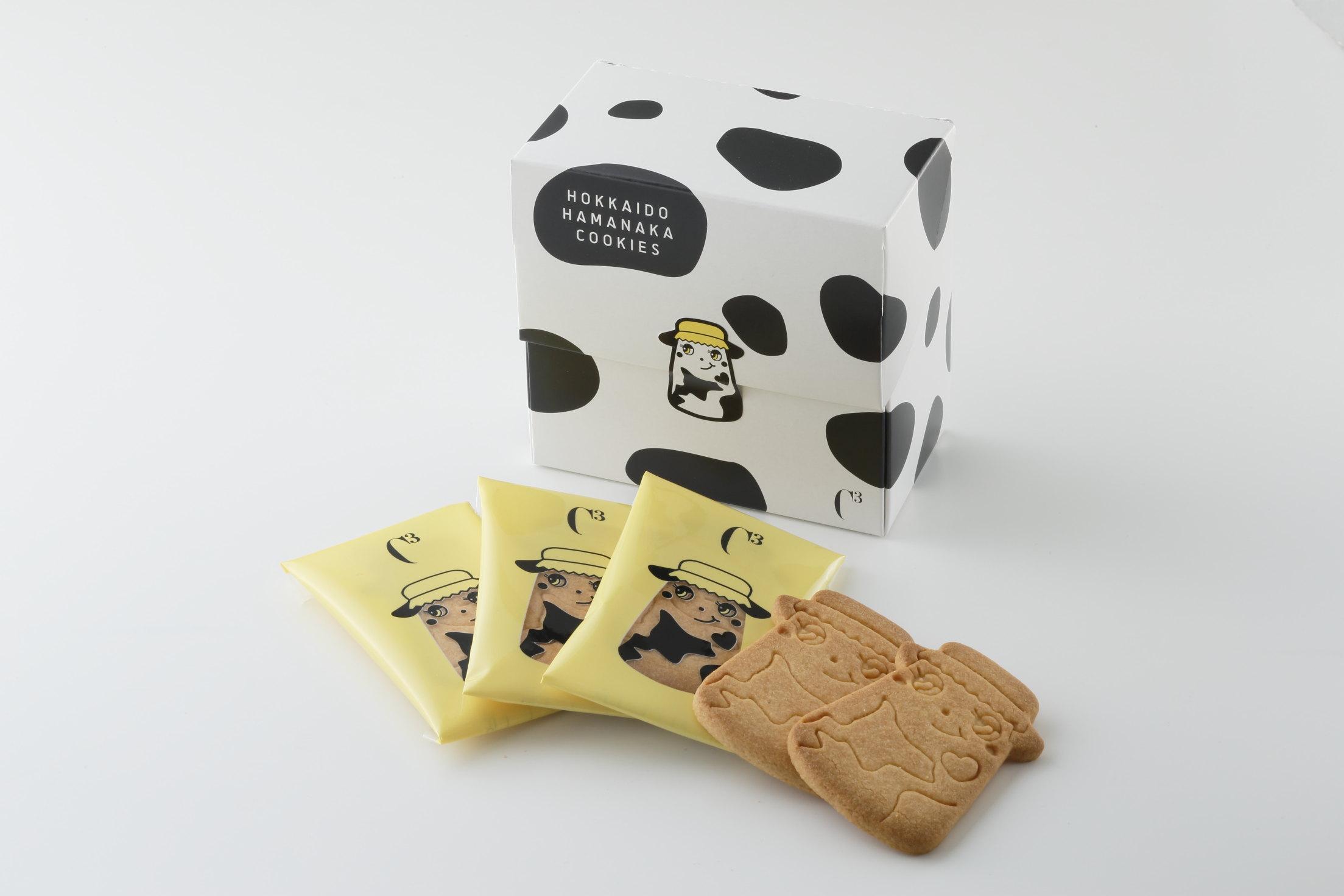 シーキューブ、「北海道浜中クッキー」 を11月1日(日)より全国で販売開始