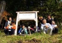 世界遺産吉野の森を守る 森林ボランティア活動