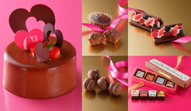C³の焼きティラミスなどの人気商品がバレンタインにチョコレート仕様で登場!