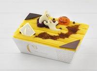 おばけやかぼちゃのモチーフで遊び心が満載 「シーキューブ」から『黄栗と紫芋のハロウィンティラミス』新登場!