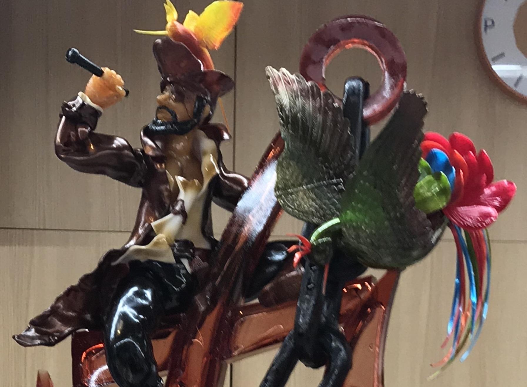 木竜成年『第17回 クープ・デュ・モンド・ドゥ・ラ・パティスリー2021』国内予選で準優勝!