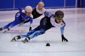 シュゼット・ホールディングス所属のスピードスケートショートトラック選手、小山陸が出場しました第31回全日本スピードスケートショートトラック距離別選手権大会結果ご報告