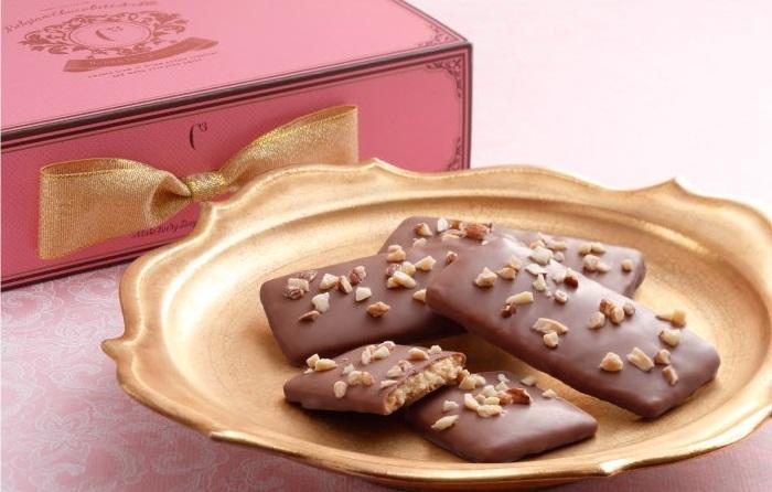 シーキューブ待望の新商品!ベルギー産チョコレートのミルキーなチョコサブレが登場!