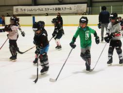 第8回「アンリ・シャルパンティエ スケート体験スクール」協賛イベント開催のご報告