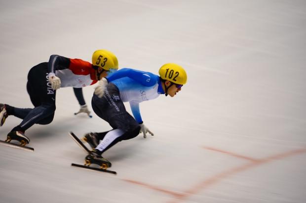 【ご報告】シュゼットHD所属のスピードスケートショートトラック選手 小山陸 大会結果