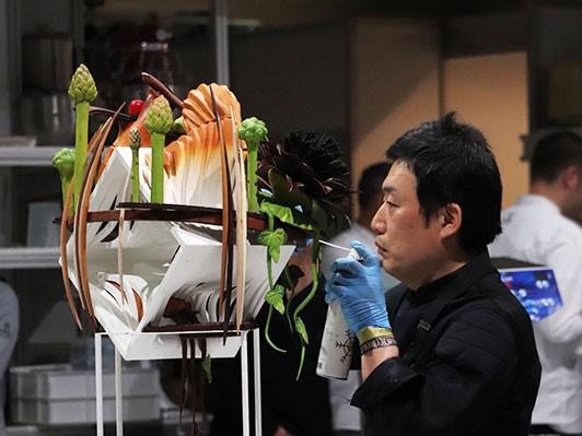 【TV放送のお知らせ】NHK 美の壺「スイーツの芸術 パフェ」5月14日19:30放送