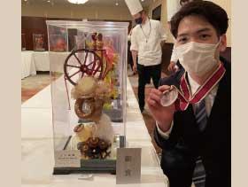 【お知らせ】内海会ジュニア技術コンクールにて製造部の古川春輝が銅賞受賞